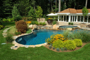 Loudoun County Propane Pool Heater Installation